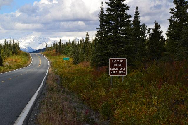 Area de caza federal, Alaska